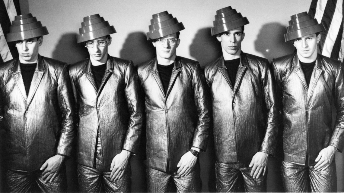 Resultado de imagen de rock and roll hall of fame 2019 devo roxy