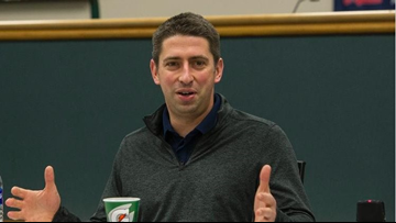 Cleveland Indians GM Mike Chernoff reportedly signs extension with team