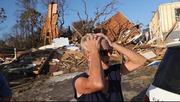 Survey indicates Hurricane Michael victims forgotten