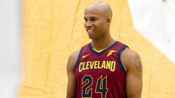 online retailer 1a9c7 6d07f Former Cleveland Cavalier Richard Jefferson retires from NBA ...