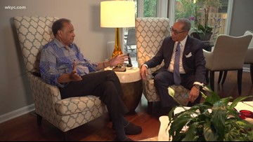 Leon Bibb Commentary | Reminiscing with former Cleveland City Council President George Forbes