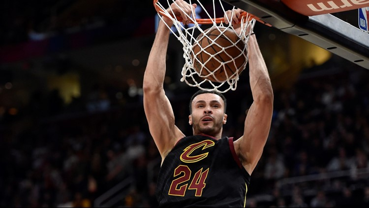 4aa0d9894 Larry Nance Jr. contract extension puts Cleveland Cavaliers  future in focus