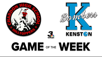 Chardon vs. Kenston wins vote for WKYC.com's next HS Football Game of the Week