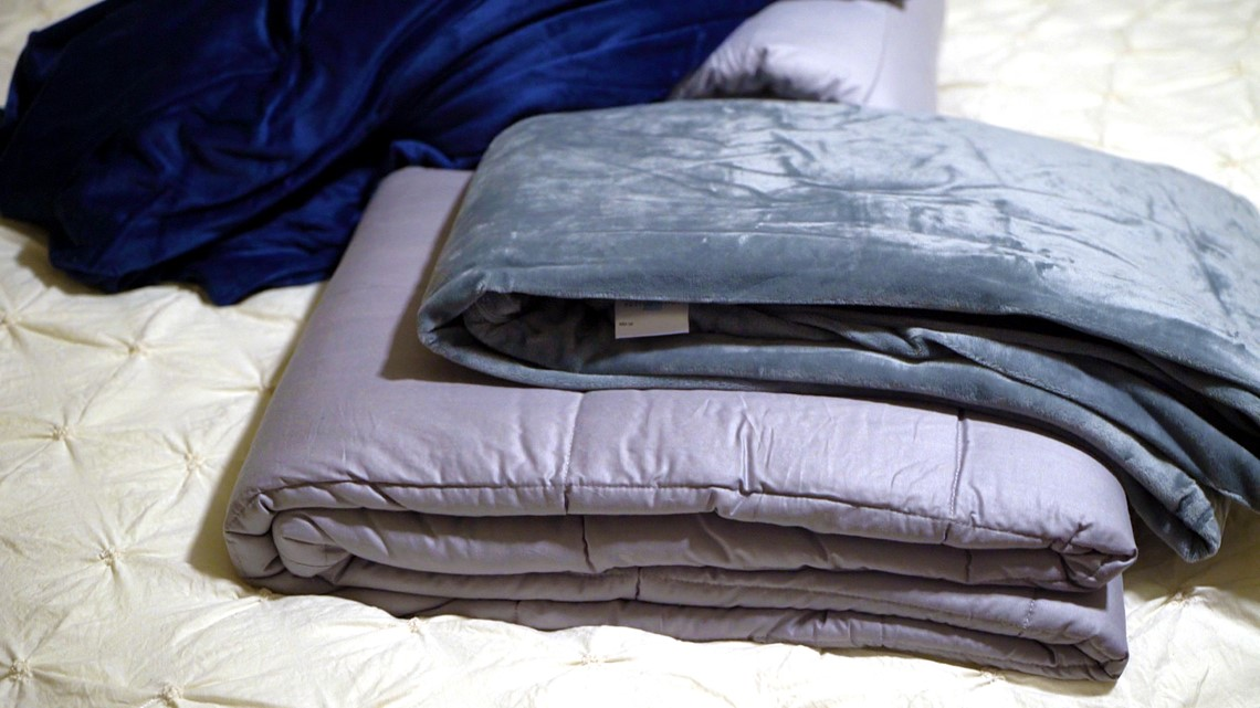 This Weighted Blanket Can Help You Sleep Better And Save You 120