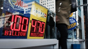 The road to the record-breaking $1.6 billion dollar Mega Millions jackpot