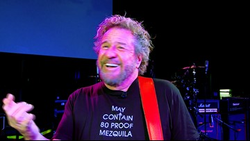 Sammy Hagar reflects on Rock Hall Induction, Cleveland memories and whether he can finally drive 55
