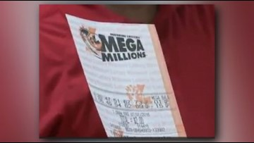 $1 million Mega Millions winning ticket sold in Ohio