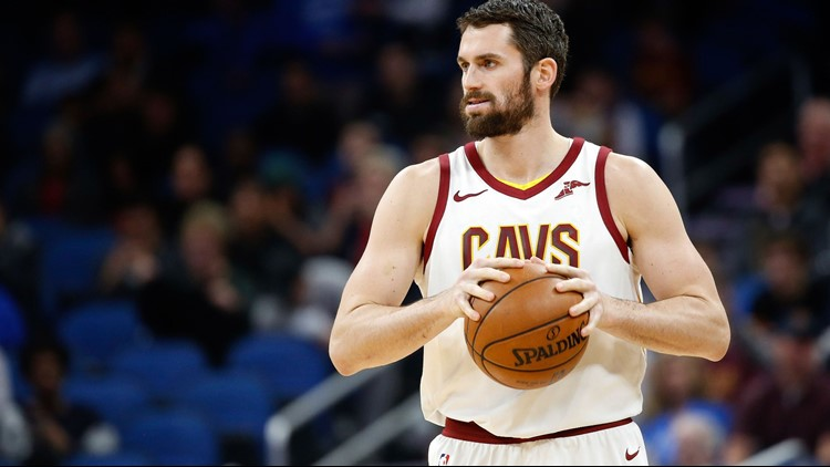 Cleveland Cavaliers' Kevin Love misses second straight game with