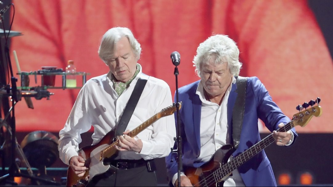 Still Just A Singer The Moody Blues John Lodge Reflects On Rock Hall Induction Influences Wkyc Com