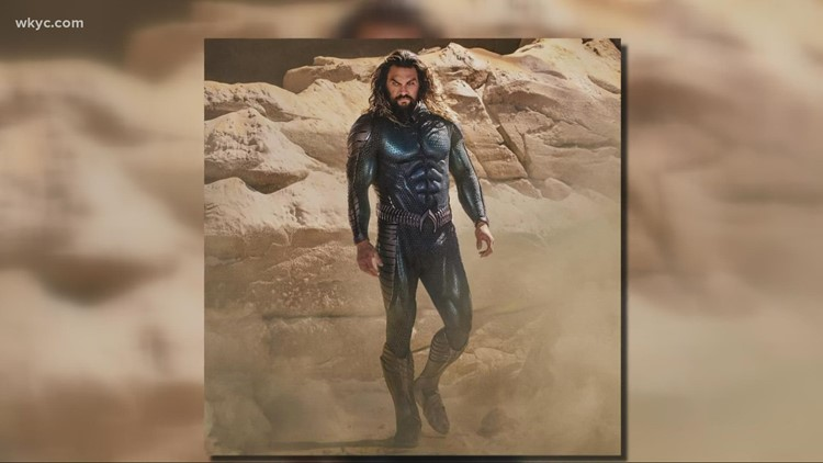 Pop Break: New suit showed off by Aquaman and a popular YouTube story showing some love