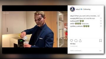 What's on Instagram: Oct. 30, 2018