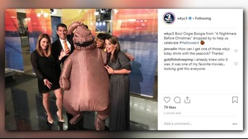 What's on Instagram: Oct. 31, 2018