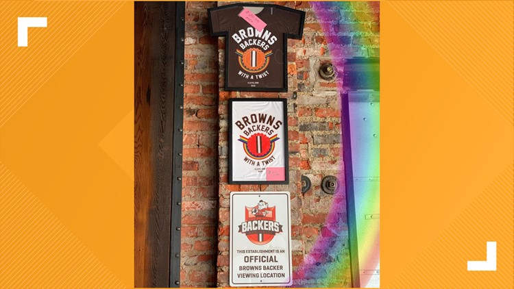 """Twist Social Club hosts the """"Browns Backers with a Twist."""""""
