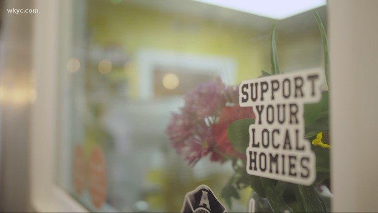 88 Counites visits Fairfield County where the community is keeping small shops open