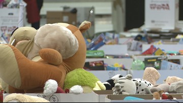 Thieves steal from Toys for Tots in Akron while posing as volunteers