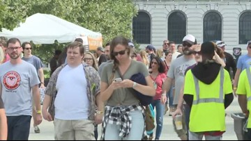 InCuya Music Festival kicks off in downtown Cleveland