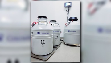 New system devised for fertility clinic storage tanks