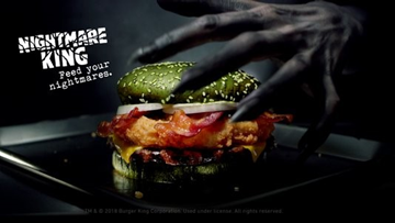 VERIFY | Will BK's 'Nightmare King' burger give you nightmares?