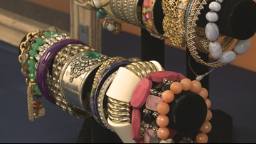 More than 25,000 pieces of jewelry part of fundraiser for women's homeless shelter