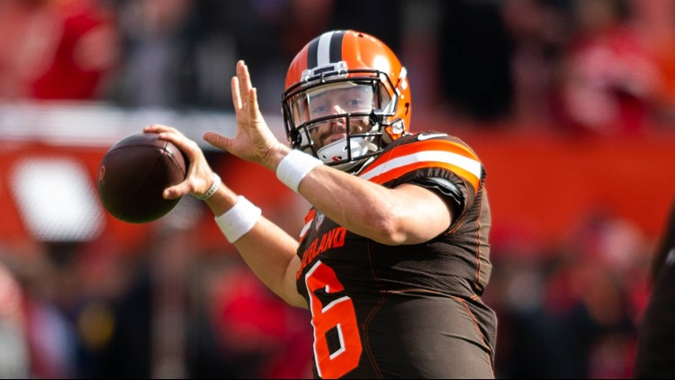 65b12e7d8c8 Joel Bitonio  Cleveland Browns have chance to win every game with Baker  Mayfield at quarterback