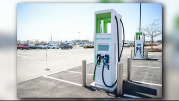 Ohio Turnpike to install electric vehicle charging station