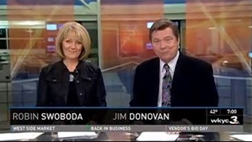 Robin Swoboda returning to Channel 3 for WKYC's 70th anniversary celebration