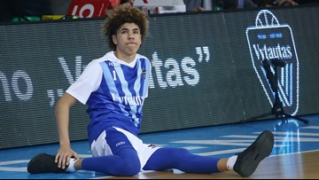 Prep star LaMelo Ball to enroll at SPIRE Institute in Geneva