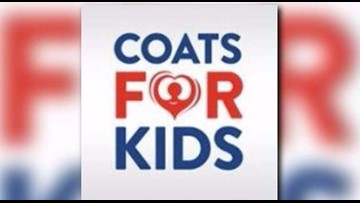 Coats for Kids annual drive kicks off