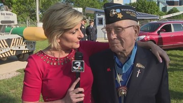 Local veterans hit the road to success in new cars