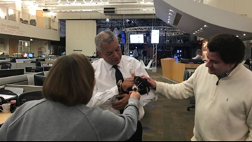 How do you survive a stressful Election Day in the WKYC newsroom? Puppies!