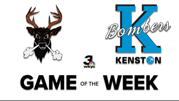 Kenston hammers Buckeye 40-21 in WKYC.com High School Football Playoff Game of the Week