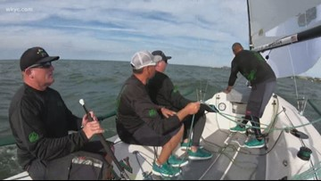 Sailing championships come to Cleveland