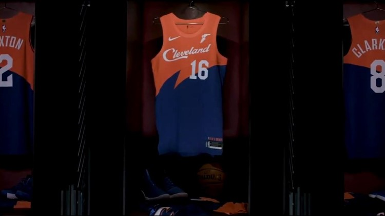 52eca954a69 Cleveland Cavaliers unveil new 'City Edition' jerseys for 2018-19 season