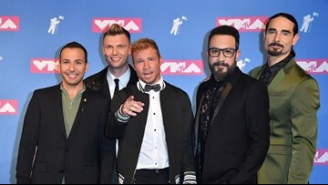 Backstreet Boys announce world tour with no Ohio stops