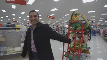 $17,000 shopping spree held to benefit patients at Akron Children's Hospital
