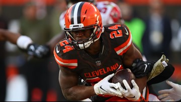 Nick Chubb: Baker Mayfield 'is just a great leader' for Cleveland Browns