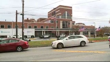 Investigators search for suspect after false report of shooter at Cleveland Clinic Medina Hospital