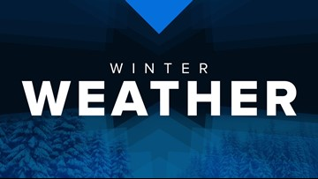 Winter Weather Advisory issued for Thursday