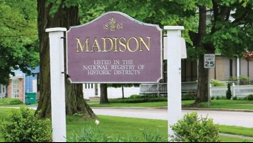 Madison Police officer dies of apparent natural causes during patrol