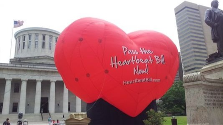 Ohio's 'heartbeat bill' abortion ban up for vote Thursday
