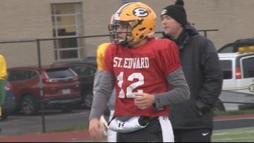 St. Edward rides momentum into regional championship