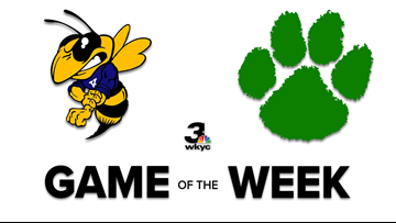 Kirtland-Mogadore matchup to be featured as WKYC.com's HS Football Playoff Game of the Week
