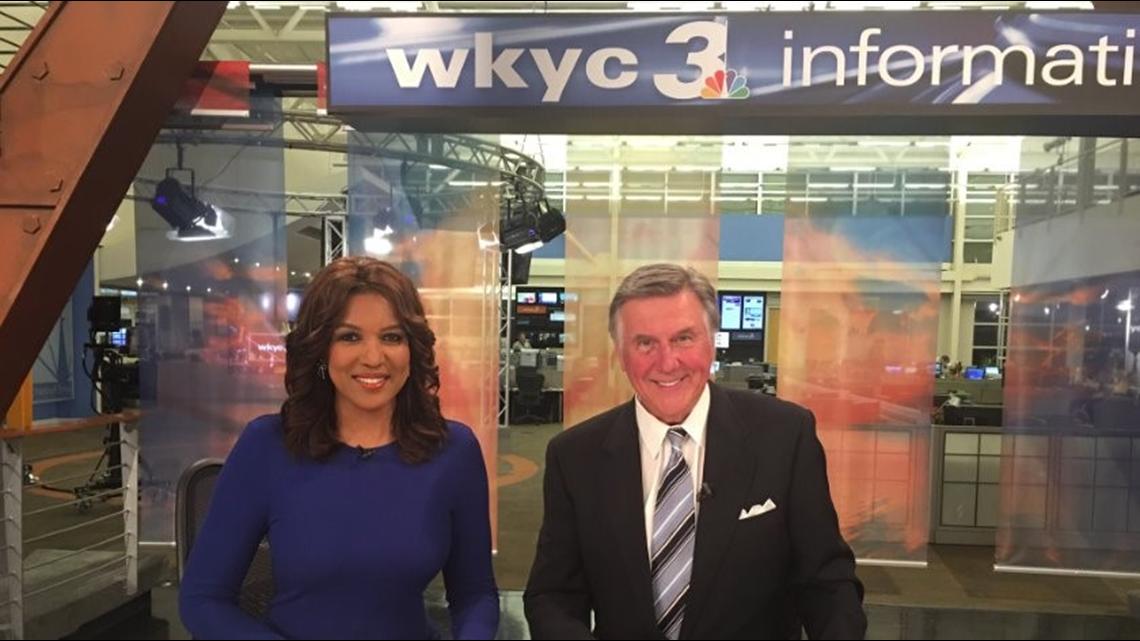 ThrowbackThursday: Tim White and Romona Robinson return to WKYC