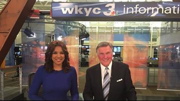#ThrowbackThursday: Tim White and Romona Robinson return to WKYC anchor desk