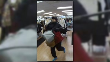 Woodmere police searching for suspect who robbed same store twice