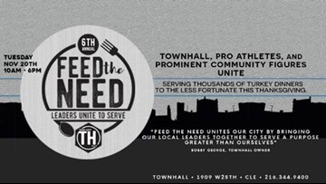'Feed the Need' at TownHall aims to feed thousands of people in need