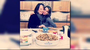 Thanksgiving recipes: Hollie Strano's mom makes stuffing