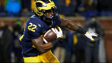 Michigan RB Karan Higdon guarantees victory over Ohio State