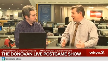 Sorting out the Condoleeza Rice-Cleveland Browns report: The Donovan Live Postgame Show