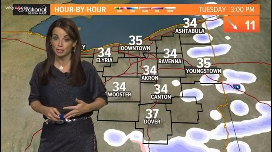 FORECAST | Tracking Lake Snow Today